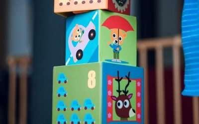 DIY Activities For A Toddler