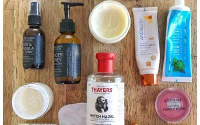 Natural Beauty Routine