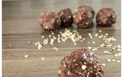The All-Star of Protein Balls